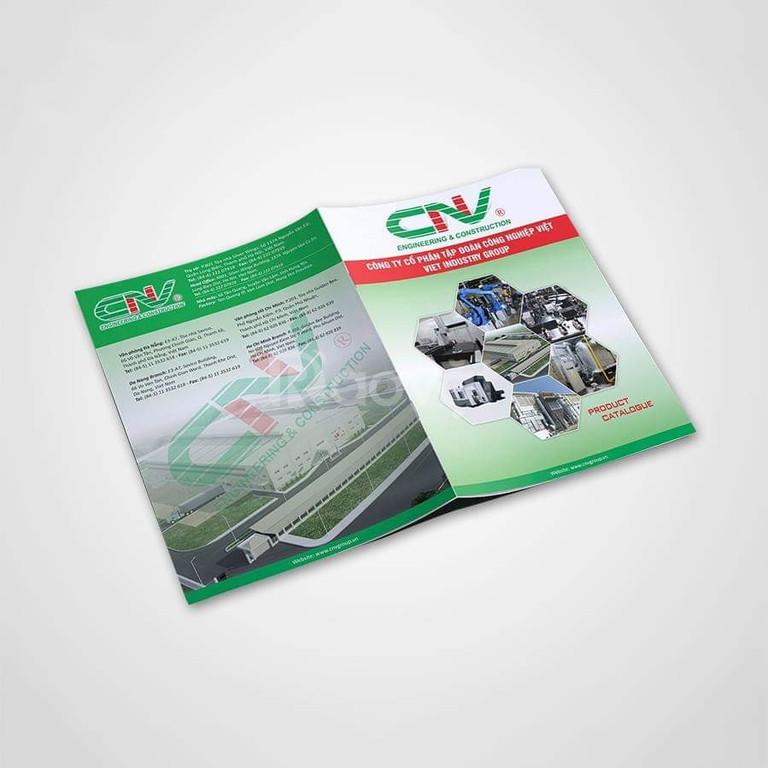 In catalogue giá rẻ tại TP HCM