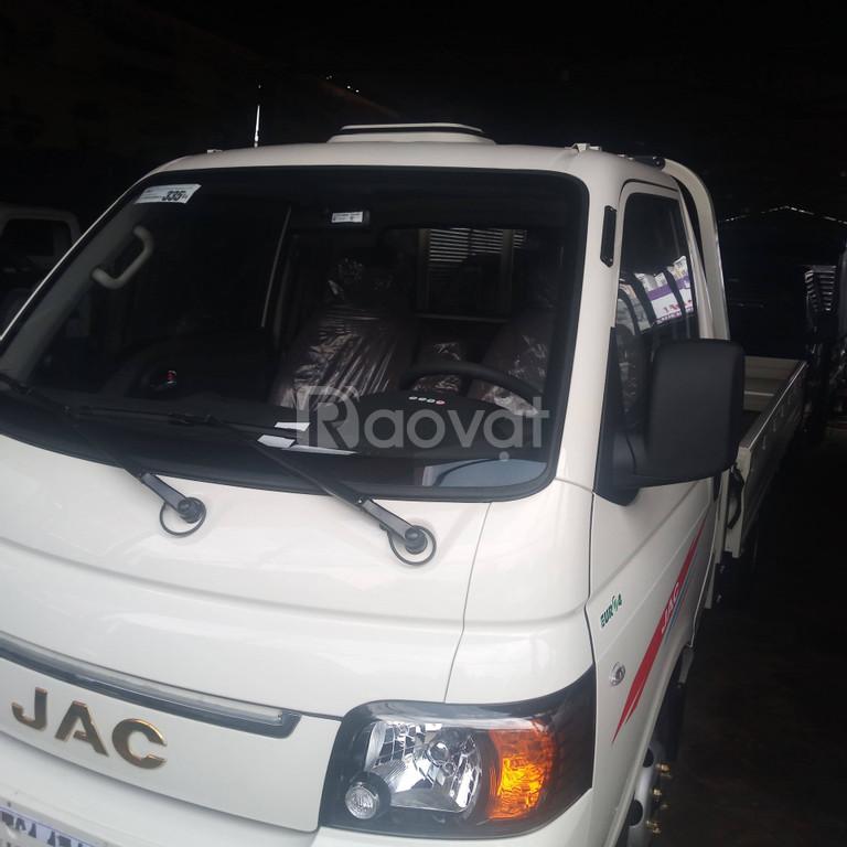 Bán JAC X99- màu trắng 990kg-2019