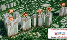 Bán căn hộ nhận nhà ở ngay, đóng 40%, 60% đóng chậm trong 3 năm LS0%
