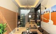 Nhà ở ngõ Thống Nhất 40m2x5tầng mặt tiền 4m giá 3 tỷ