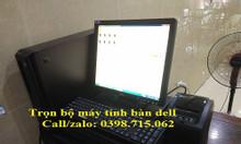 Lắp đặt máy tính tiền tại Bạc Liêu cho quán ăn giá rẻ