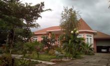 Bán biệt thự sân vườn thiết kế đẹp - tỉnh Lâm Đồng