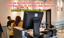Nhận lắp đặt phần mềm tính tiền cho quán lẩu, quán nướng tại Đồng Nai
