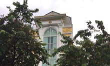 Cho thuê khách sạn góc 2 mặt tiền khu Hưng Gia Phú Mỹ Hưng đường lớn