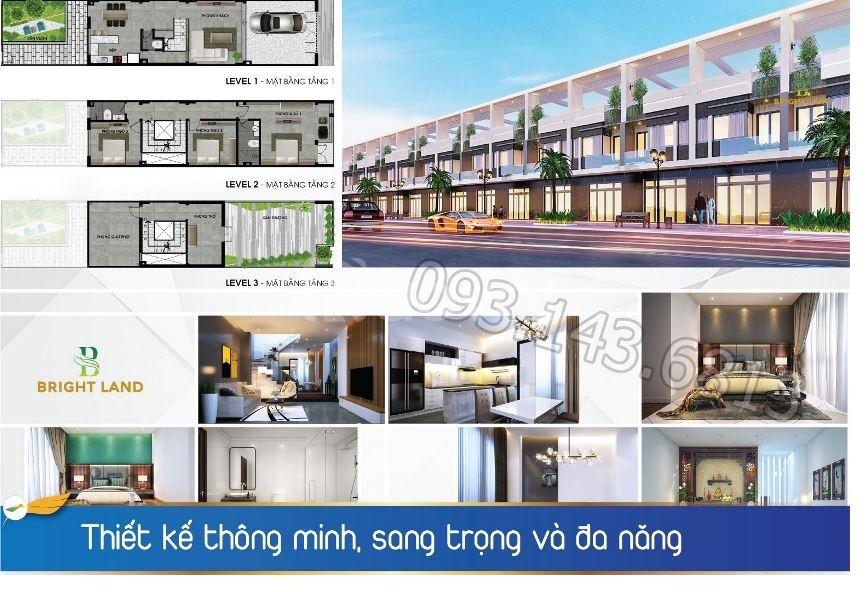 Bán đất kinh doanh 33m - mặt tiền Nguyễn Tất Thành kéo dài