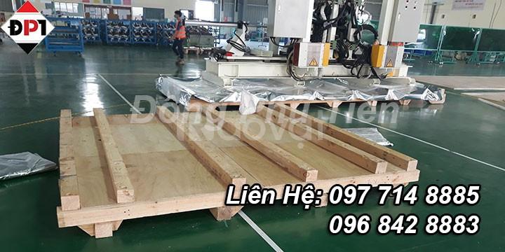 Đóng gói hàng xuất khẩu tại Hưng Yên giá rẻ