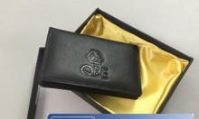 Cơ sở sản xuất ví da, nhận may ví da quà tặng