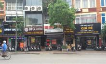 Bán nhà mặt phố Thái Hà Đống Đa 160m 5 tầng mặt phố kinh doanh tốt.