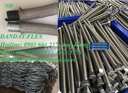 KD: ống luồn dây điện bọc nhựa pvc, ống ruột gà lõi thép bọc lưới inox