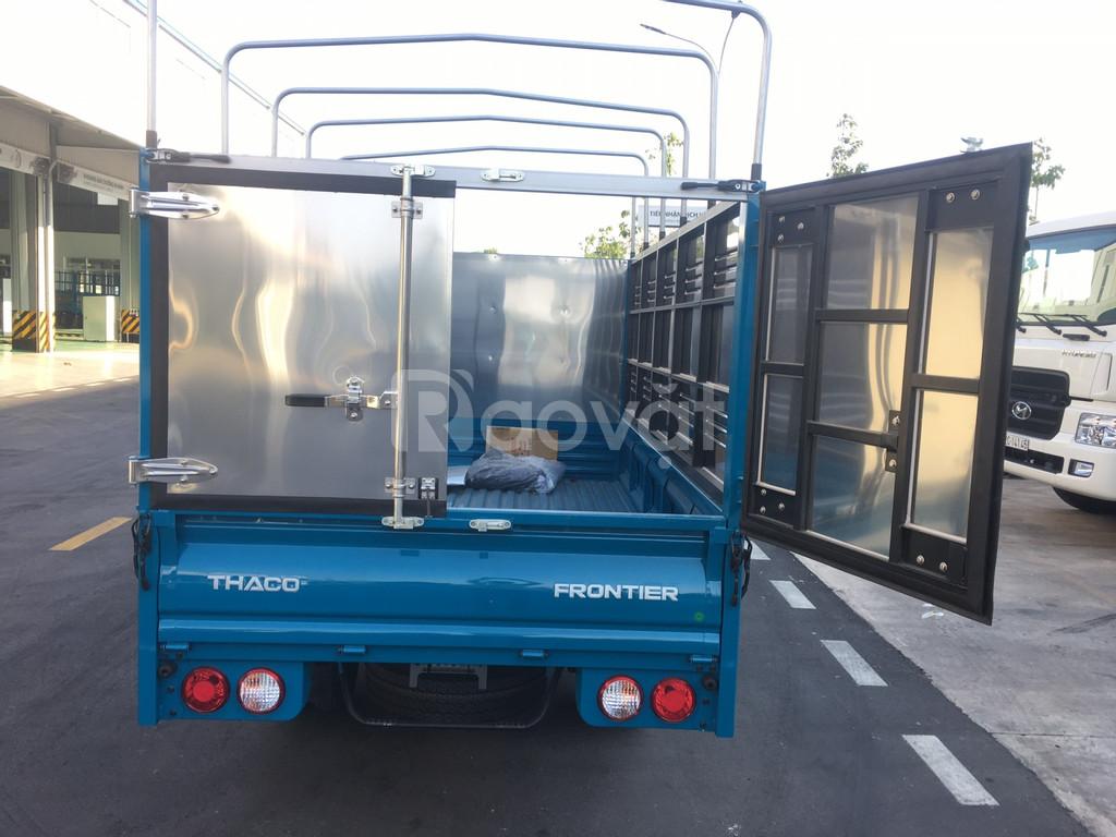 Bán trả góp lãi suất ưu đãi xe Kia Huyndai K250 tải trọng 2,49 tấn