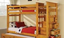 Giường 2 tầng, 3 tầng trẻ em tiết kiệm không gian phòng ngủ