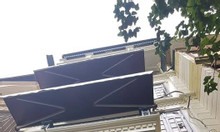 Phân lô Hoàng Cầu 45m2, 5 tầng, MT 5m nhà đẹp ngõ rộng gần ô tô