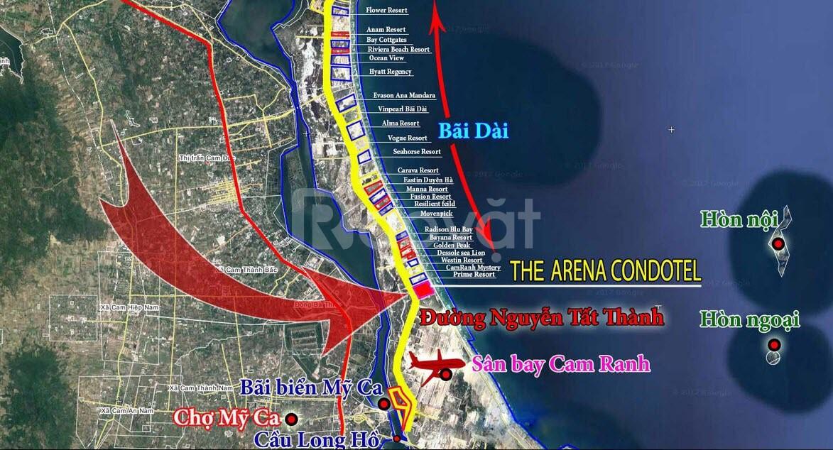 Lý do không thể bỏ qua The Arena Cam Ranh - Dự án độc đáo tại Bãi Dài