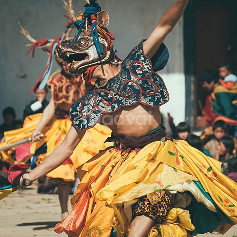 Bay Thẳng Bhutan: Vương Quốc Rồng Sấm