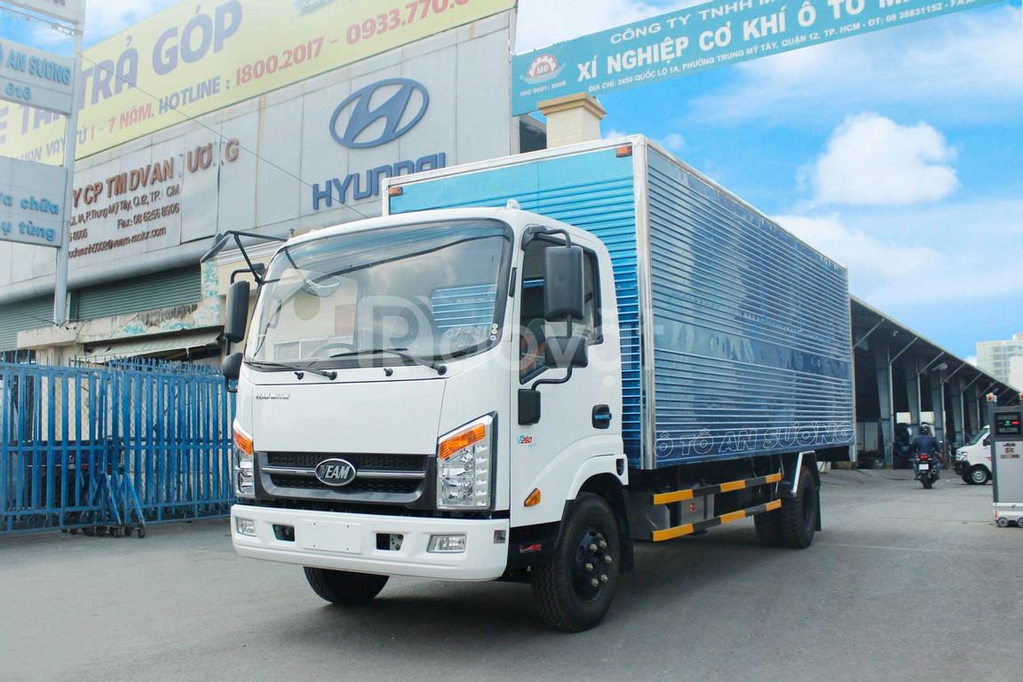 Xe tải Veam VT260-1 có xe giao ngay trong ngày