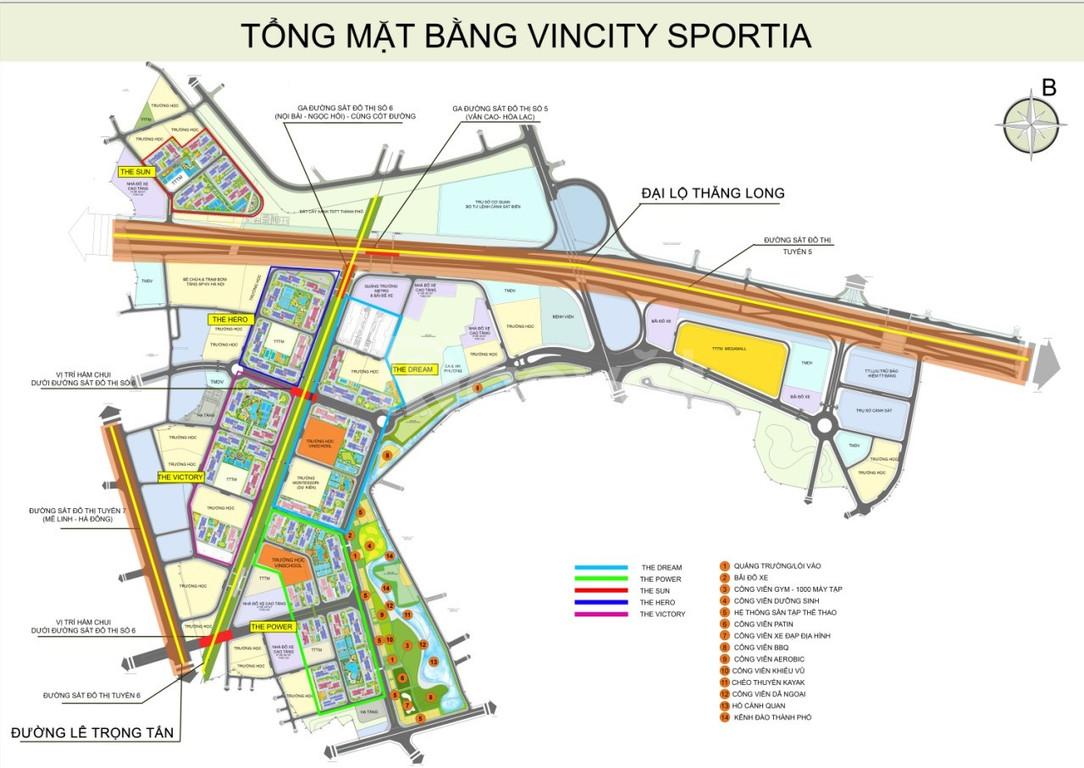 Bán căn hộ Vincity Sportia chính chủ chiết khấu 10,5% (ảnh 2)