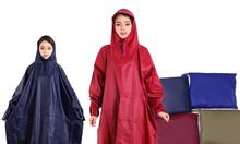 Sản xuất áo mưa quảng cáo giá rẻ