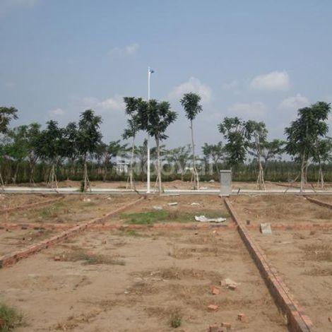 Bán đất chợ Bình Chánh, 80m2, 700tr, sổ hồng riêng