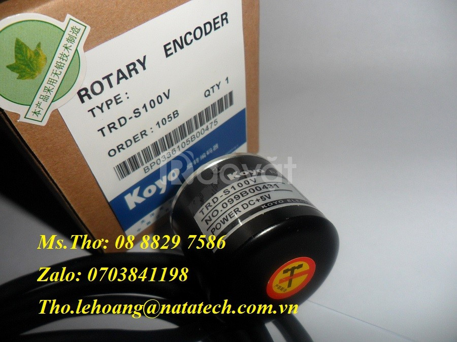 Encoder Koyo TRD-S100V - Công Ty TNHH Natatech