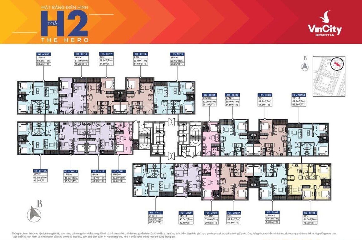 Bán căn hộ Vincity Sportia chính chủ chiết khấu 10,5% (ảnh 4)