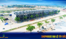 Lô góc Shophouse mặt tiền 33m của dự án Golden Hiils