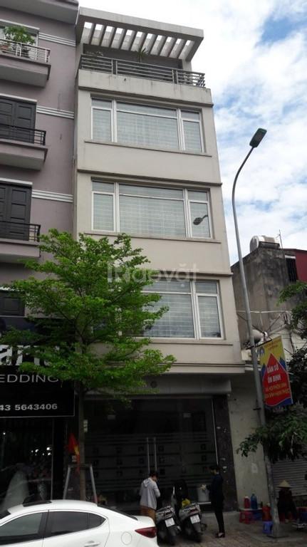 Bán nhà 7 tầng, thang máy phố Thái Hà DT 50m2, 7 tầng