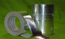 Băng keo nhôm/roan/băng dính tráng bạc phụ kiện thi công dán nối mí