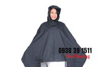 Áo mưa bộ, áo mưa vải dù, áo mưa quảng cáo, áo mưa in logo công ty