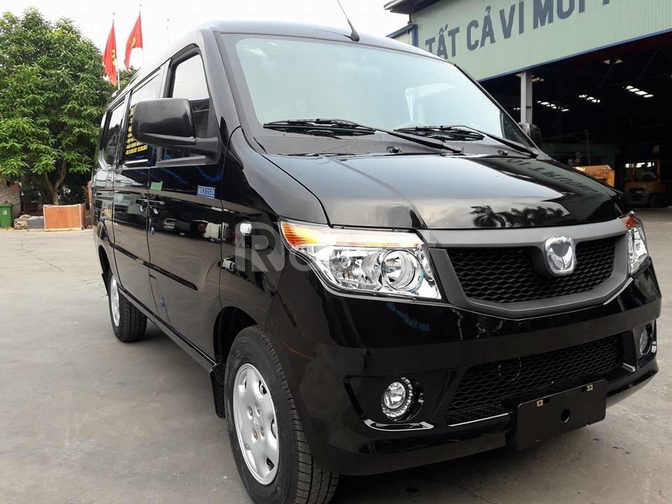 Xe tải Van Kenbo 5 chỗ và 2 chỗ hỗ trợ trả góp 80%