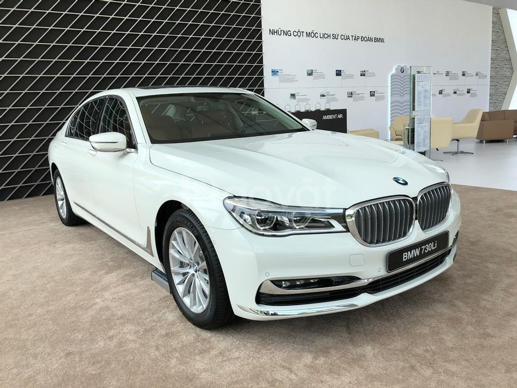 BMW 730Li nhập khẩu nguyên chiếc 2019