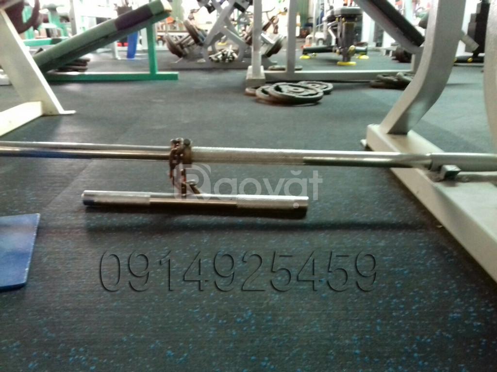 Thảm phòng gym giá rẻ ưu đãi