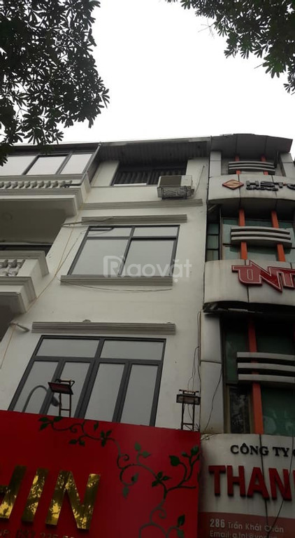 Bán nhà mặt phố Nguyễn Khang kinh doanh tốt