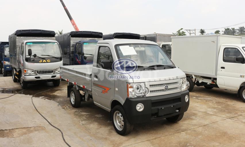 Xe Dongben thùng lững 870kg