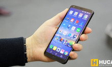 LG G6 2 sim trắng cũ like new 99%