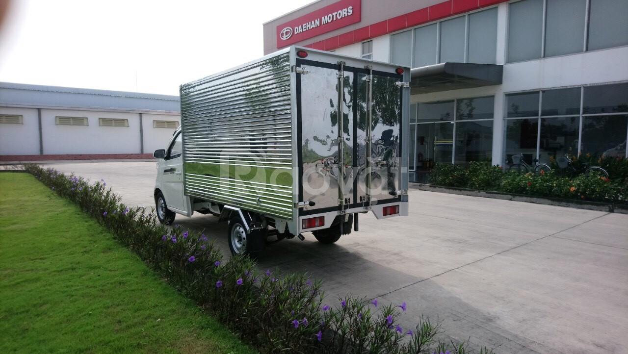 Xe tải 990kg tera100 động cơ mitsu 1.3l thùng dài 2m8