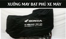 Bạt phủ xe máy xưởng chuyên may bạt phủ xe máy đã sản xuất cho nhiều đ