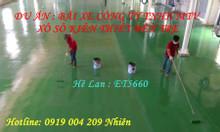 Sơn sàn, sơn nền Epoxy Kcc giá rẻ