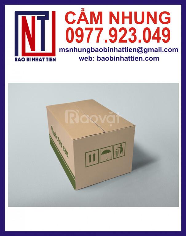 Công ty sản xuất thùng giấy carton