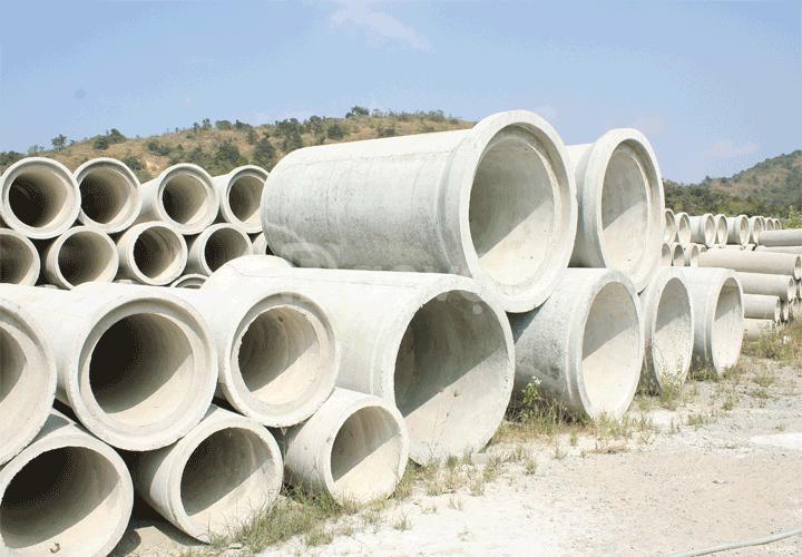 Vạn chuyển, sản xuất ống cống bê tông cốt thép đúc sẵn ở Hoàng Văn Thụ