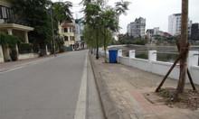 Bán nhà mặt phố - mặt Hồ Quảng An, 110m2, 2 thoáng