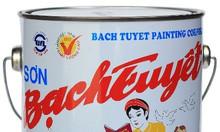 Bán sơn dầu Bạch Tuyết Đỏ (344) giá bình/2,8kg 253,400