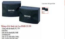 Loa Bmb 350 giá 900k, cung cấp loa karaoke chuyên nghiệp