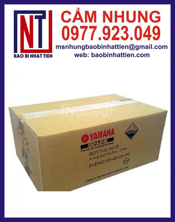 Đơn vị sản xuất thùng carton