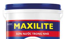 Đại lý sơn Maxilite nội thất chính hãng giá rẻ từ kho nhà máy