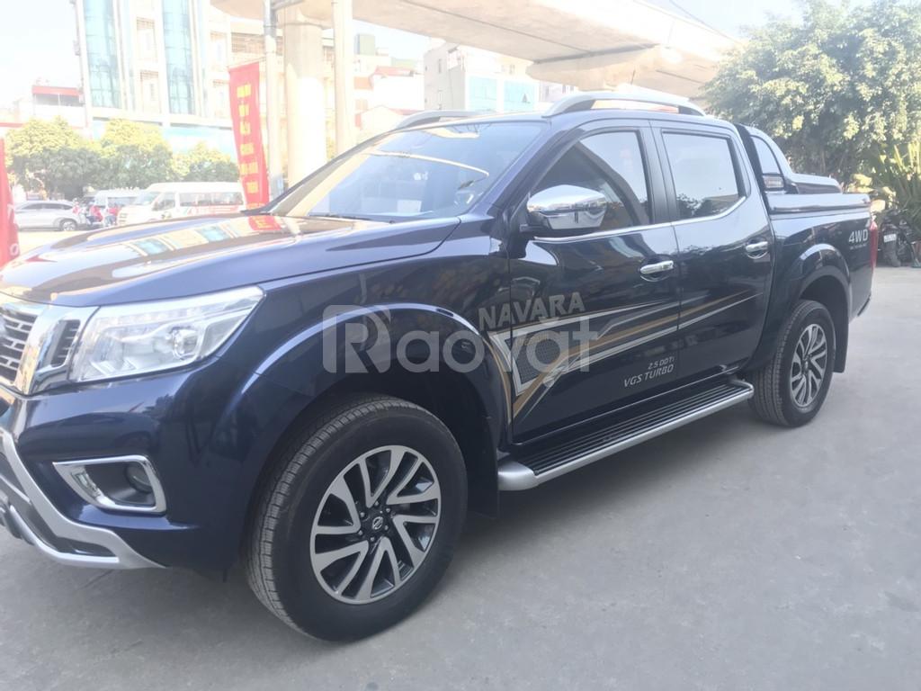 Nissan Navara Giá tốt - Sẵn xe - Giao Ngay - Giảm tới 40 triệu  (ảnh 4)
