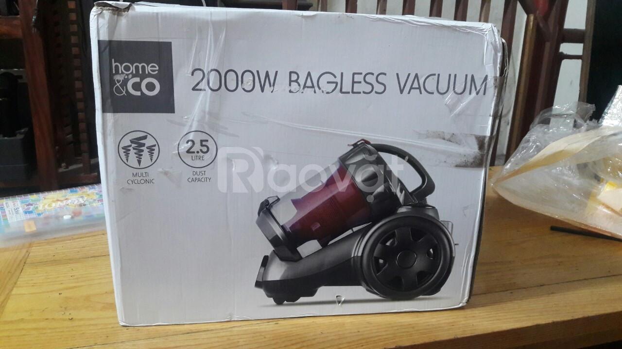 Máy hút bụi hàng nội địa úc Vacuum Cleaner 2000 W máy sịn, giá sỉ.