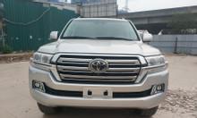 Viet Auto bán Toyota land Cruiser 5.7 V8 xuất Mỹ 2019 màu bạc và đen.