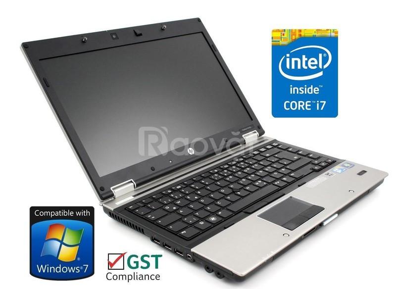 Laptop Hp Elitebook 2540p i7 8G SSD128G 12.5in nhỏ gọn bỏ cốp xe