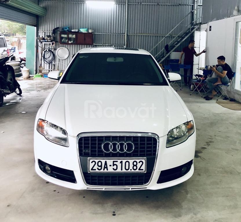 Bán Audi A4 sản xuất 2008 đăng ký 2010