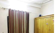 Nhà đường Bưởi - Ba Đình, 39m2, 4 tầng, mặt tiền 4.8m, gần đường ô tô